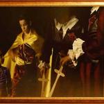 Nació un cuadro por Chema Rivas. Reseña de Pedro Linde.