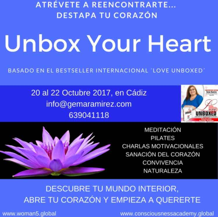 Unbox Your Heart
